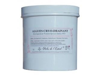 Algues Cryo Drainant Actives: le pot de 1000ml