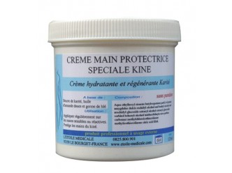 Creme protectrice mains special kiné