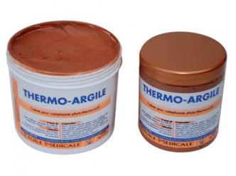 Thermo-argile : Cataplasme Chauffant