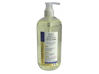 HUILE HARPAGO ARNICA GINGEMBRE 500ML