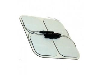 Electrodes carrées 50 x 50mm